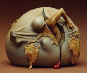Birth of the New Man - Salvador Dali