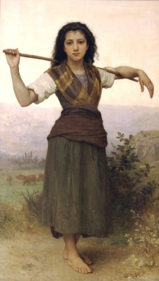 William-Adolphe_Bouguereau_(1825-1905)_-_The_Shepherdess_(1889)