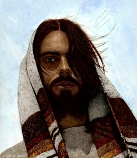 Yeshua - middle eastern Jew - open and hidden eye[1]