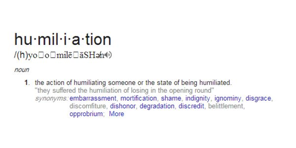 humiliation-hd
